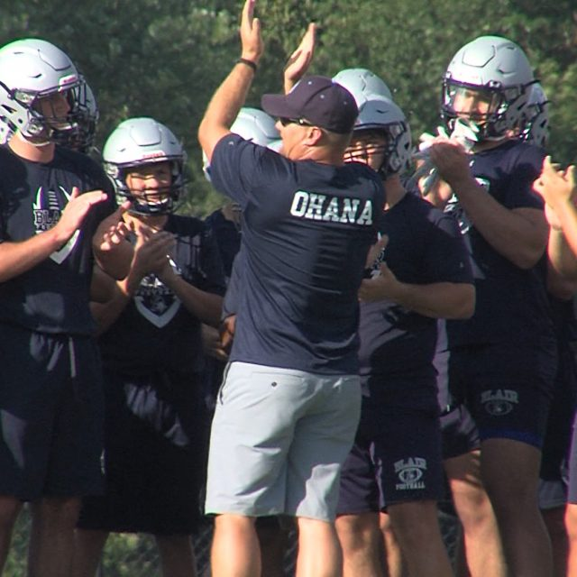 """Ohana"" Effort Will Power Blair in 2019"