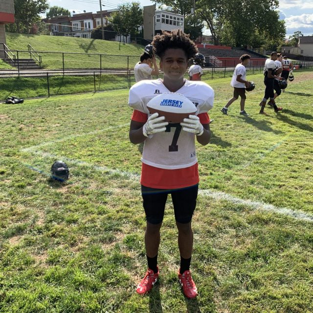 Rahway's Rashon Bradford wins Central Jersey Week 1 Game Ball