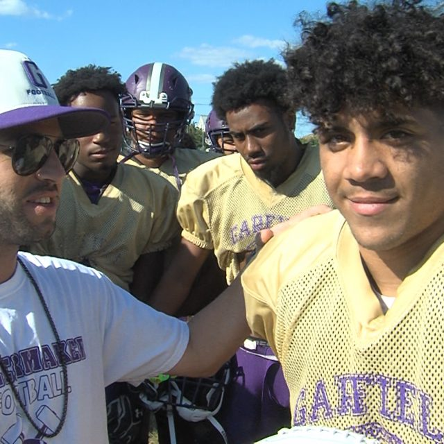 Garfield's Josue Matias Wins North Jersey Game Ball!