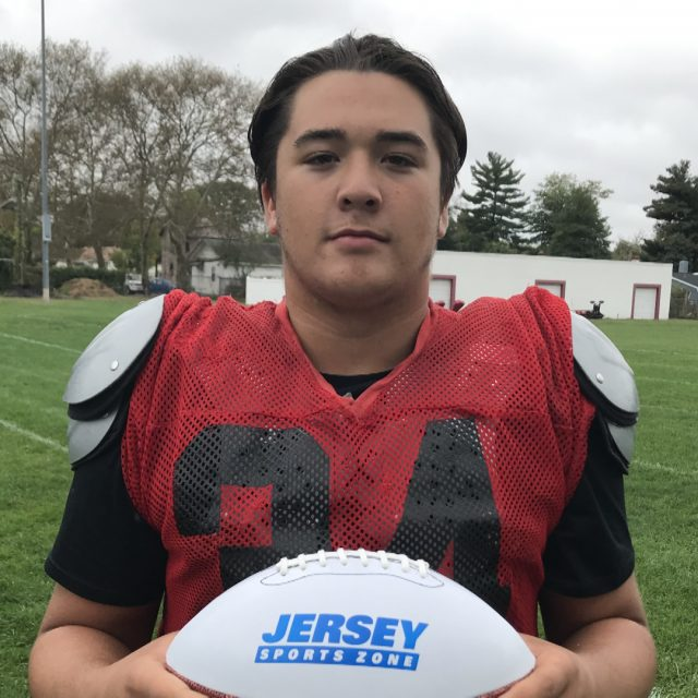 Palmyra's Zack Kahana Wins JSZ Week 4 Game Ball