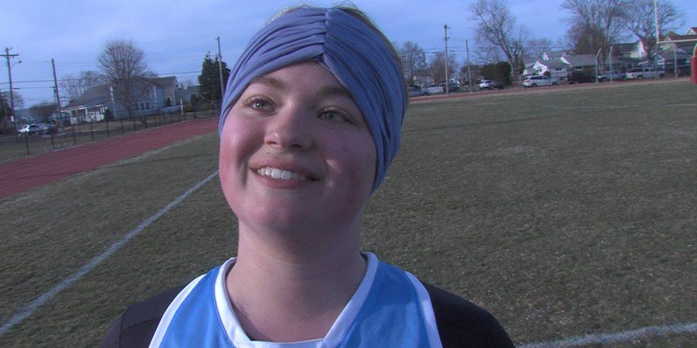 Seibel Strong: Notre Dame senior inspires team during cancer fight