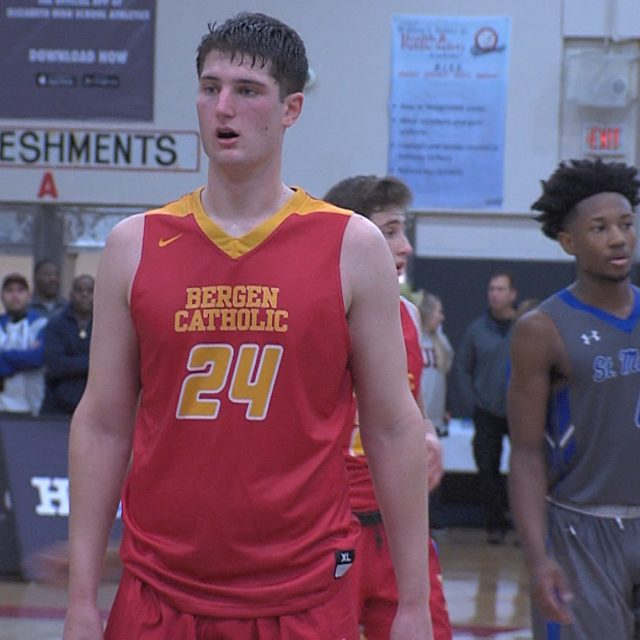 Bergen Catholic Big Man Heading to South Bend