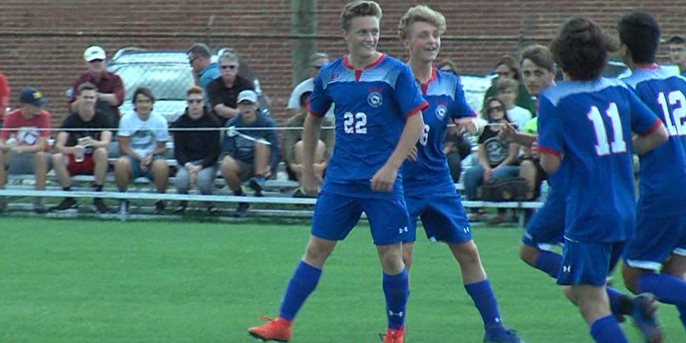 Watch Wednesday 9.18 JSZ Soccer Highlights