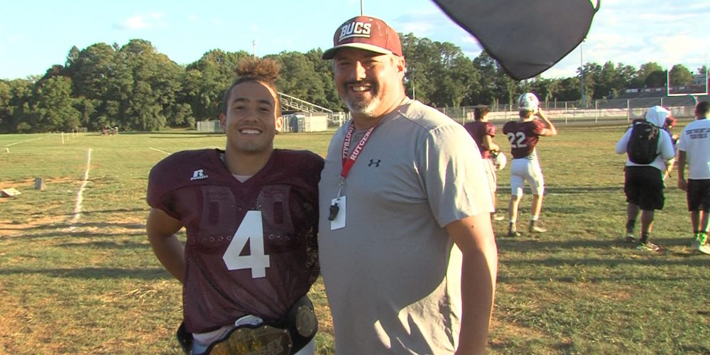 RBR's Hicks takes home Week 2 JSZ Top Play Belt