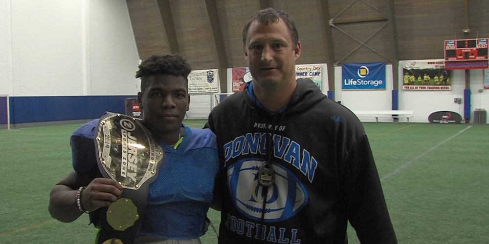 JSZ Top Play Belt comes to Donovan Catholic