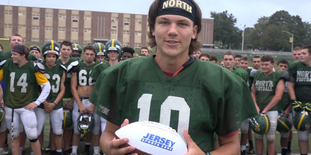 Courtney's Week 1 Game Ball Winner – Matt Busher