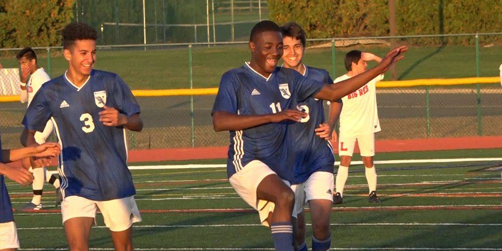 Watch Tuesday 10.15 JSZ  Soccer Highlights
