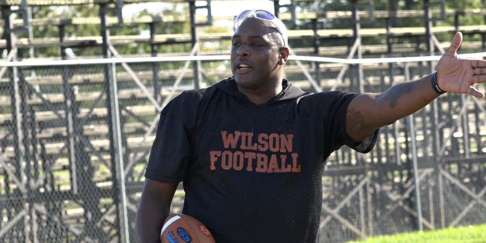 Coach Brown rejoins Woodrow Wilson for 2019