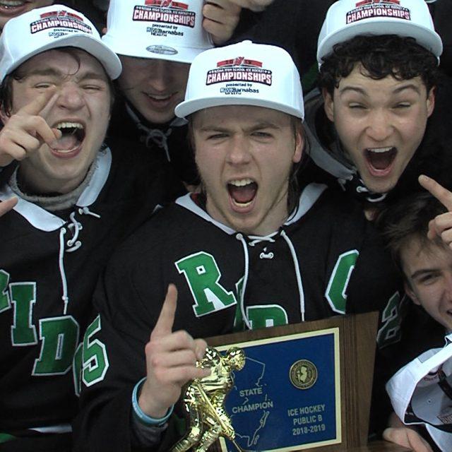 Watch NJSIAA Hockey State Finals