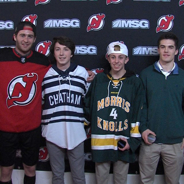 Devils Rooney wowed by JSZ Top Hockey Goals from February