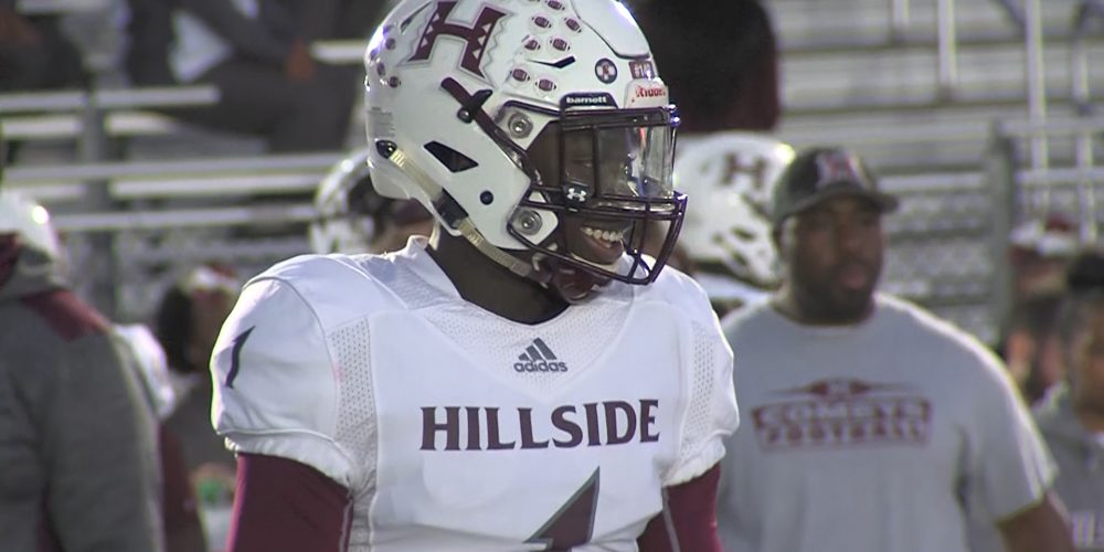 Hillside's Brian Ugwu Commits to Rutgers