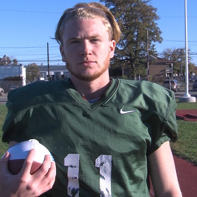 Andrew Sanborn Takes Home North Game Ball Honors