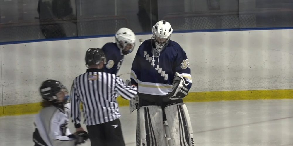 Pope John Lions Pounce to Win Protec Ponds Tourney Game