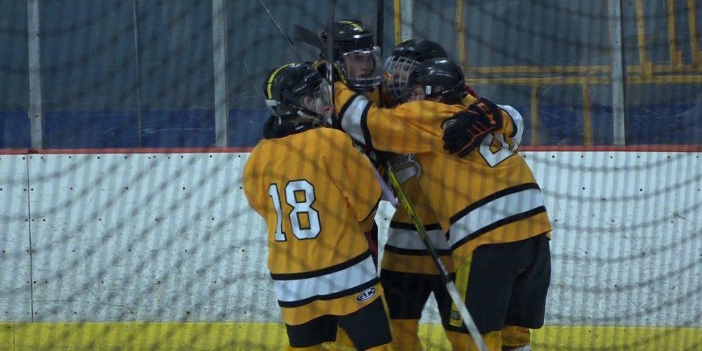 St. John Vianney hockey comes out swinging in season opener