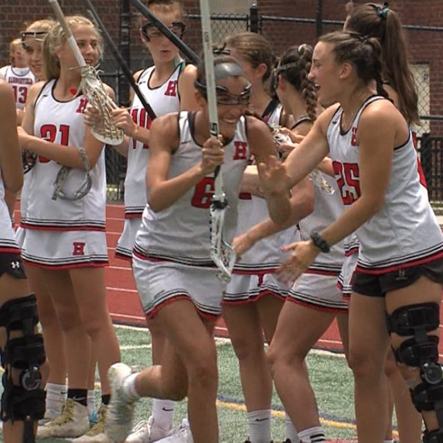 Watch Thursday 5.30 JSZ Girls Playoff Lacrosse Highlights