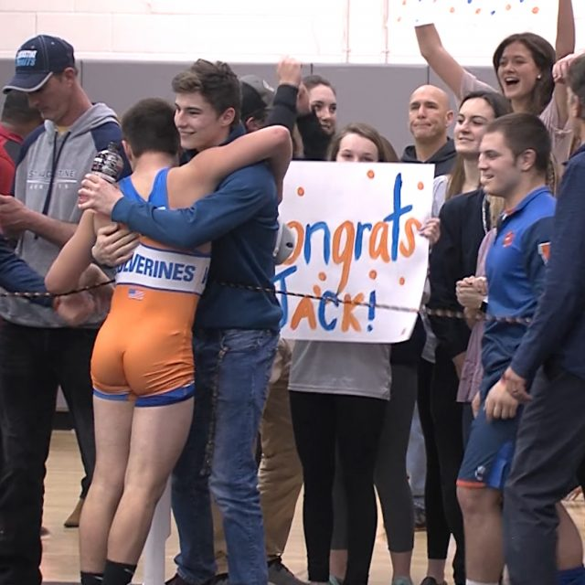 Woodstown's Prendergast gets 100th win to highlight Region 8 Quarterfinals