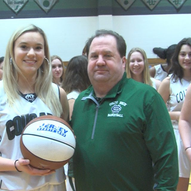 Colts Neck Ivy League standout wins JSZ ACI Medical & Dental Game Ball