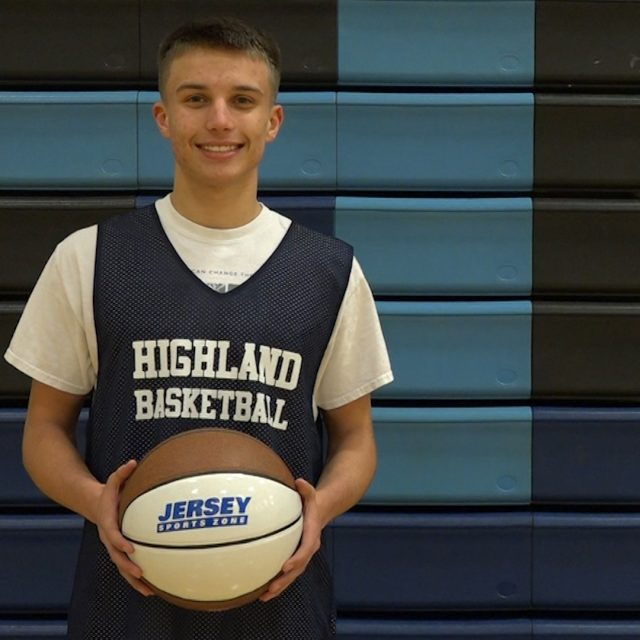 Highland's Bobby Mullan Wins NJM Insurance JSZ South Jersey Game Ball