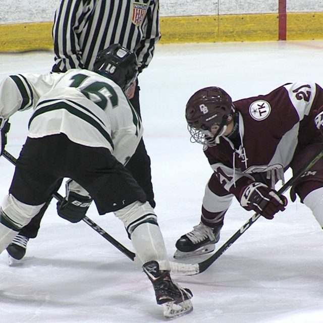 Don Bosco Hockey Sends Statement With Shutout and Scoring Showcase