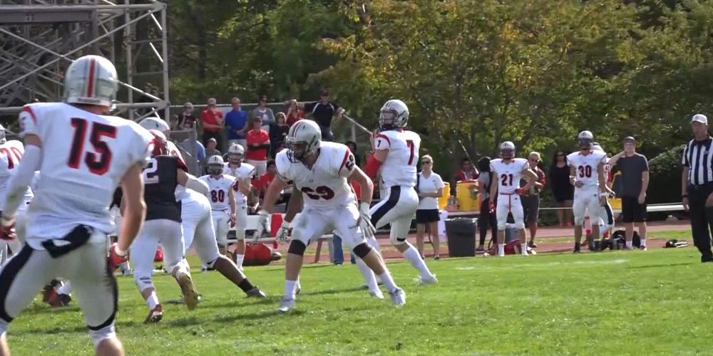 Watch The Hun School 49 Lawrenceville 14 Week 7 highlights