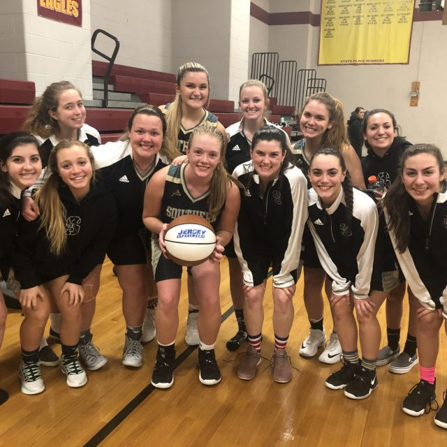 Southern's Kaela Curtin Wins Central Jersey Game Ball!