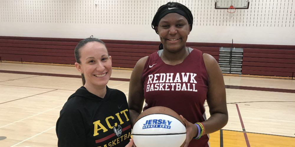 Cea'anai Jackson of ACIT Wins South Jersey Game Ball