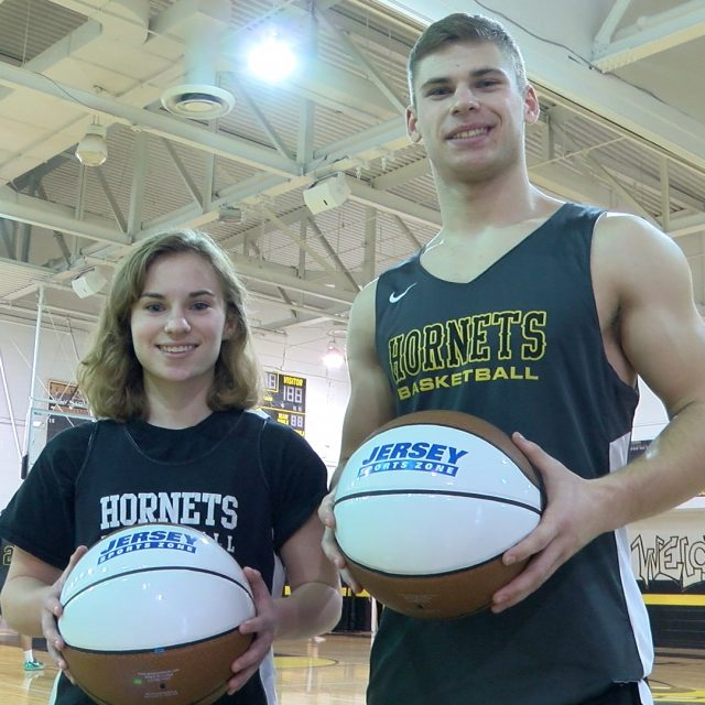Twin Magic! Brielle & Kyle Junda Take Home JSZ Game Balls