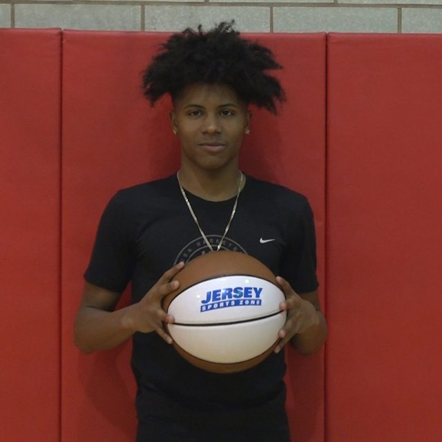 St. Joseph's (Hamm.) Marcus Pierce Wins NJM Insurance JSZ South Jersey Game Ball