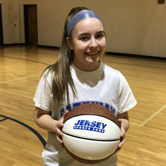 Gateway's Maddy Reed Wins NJM Insurance South Jersey Game Ball