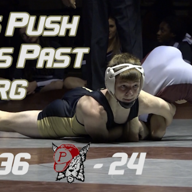 Watch Saturday 1.25 JSZ Wrestling Highlights