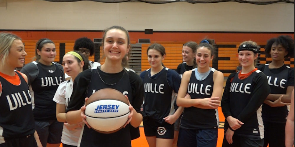 Meghan Pedrani wins Week 4 North Jersey Game Ball