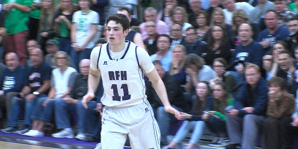 Watch RFH and Ranney score state playoff wins