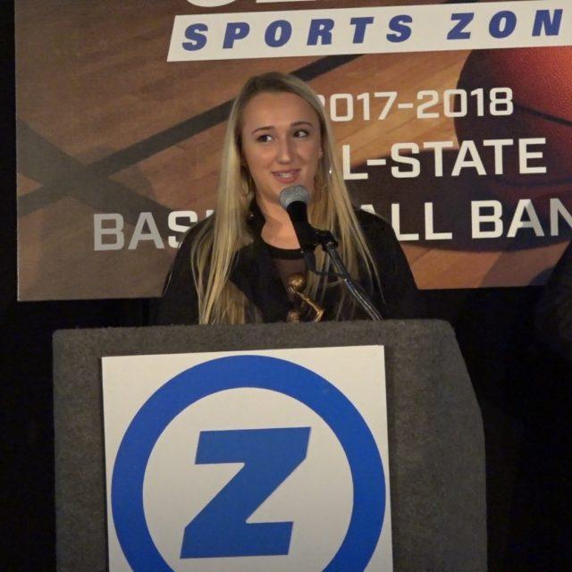 Mabrey, Reid grab top honors at JSZ Basketball Banquet