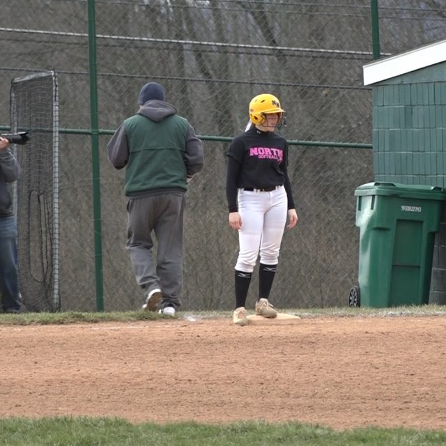 Watch Softball Highlights from 4.7