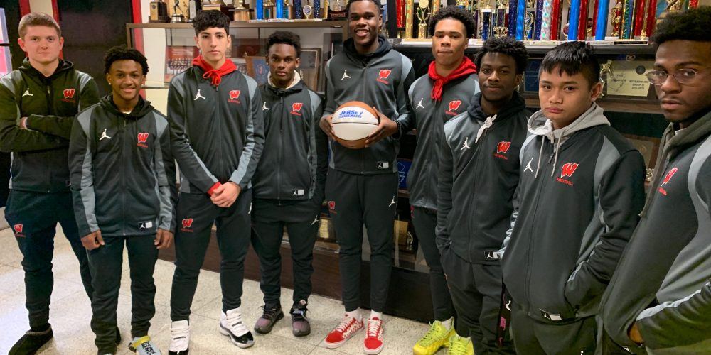 Woodbridge's Daniel Boateng brings home JSZ Central Game Ball