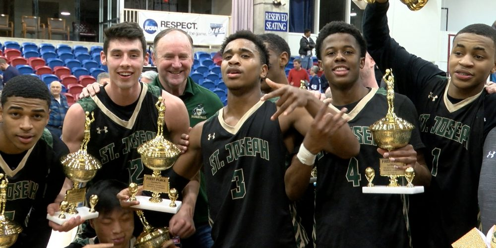 Watch Friday 2.28 JSZ Tournament Basketball Highlights