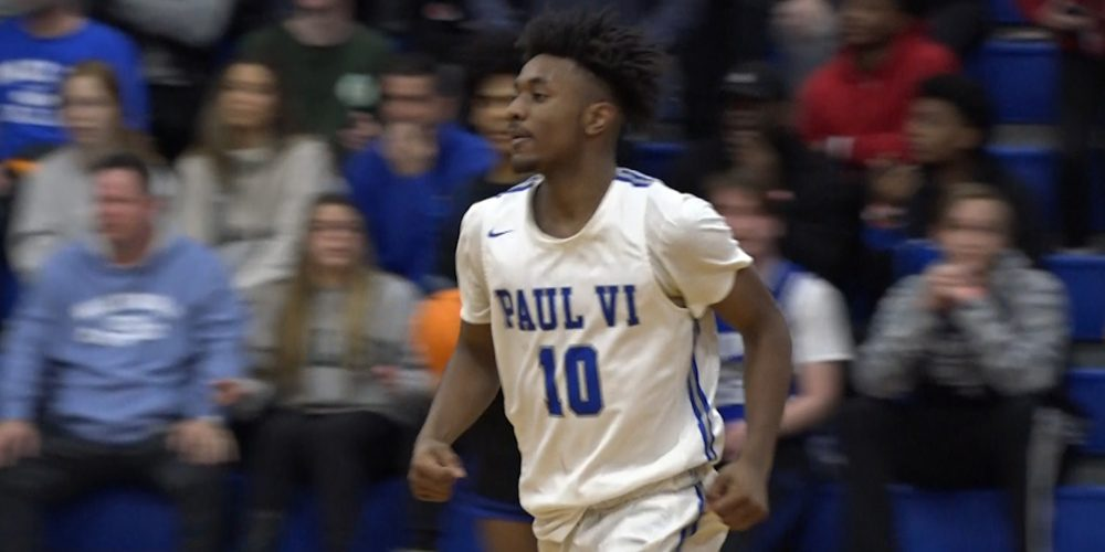 Paul VI upsets Wildwood Catholic at the 2020 Weekend Winter Classic
