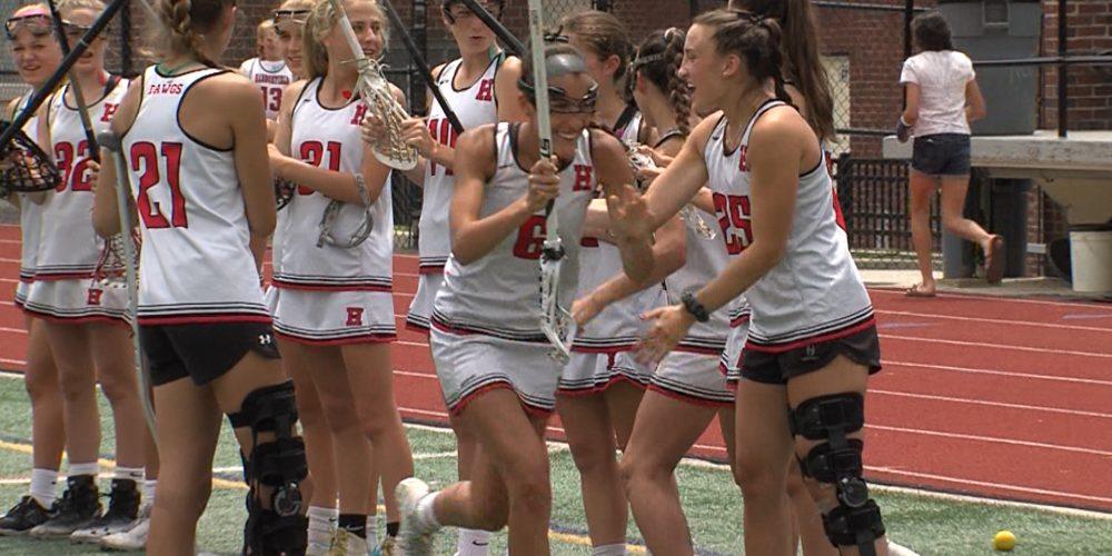 Watch Thursday 5.30 JSZ Girls Playoff Lacrosse Highlights
