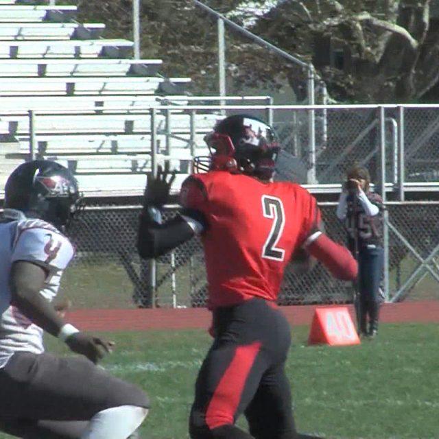 Watch Allentown 6 Trenton 26 Week 8 highlights