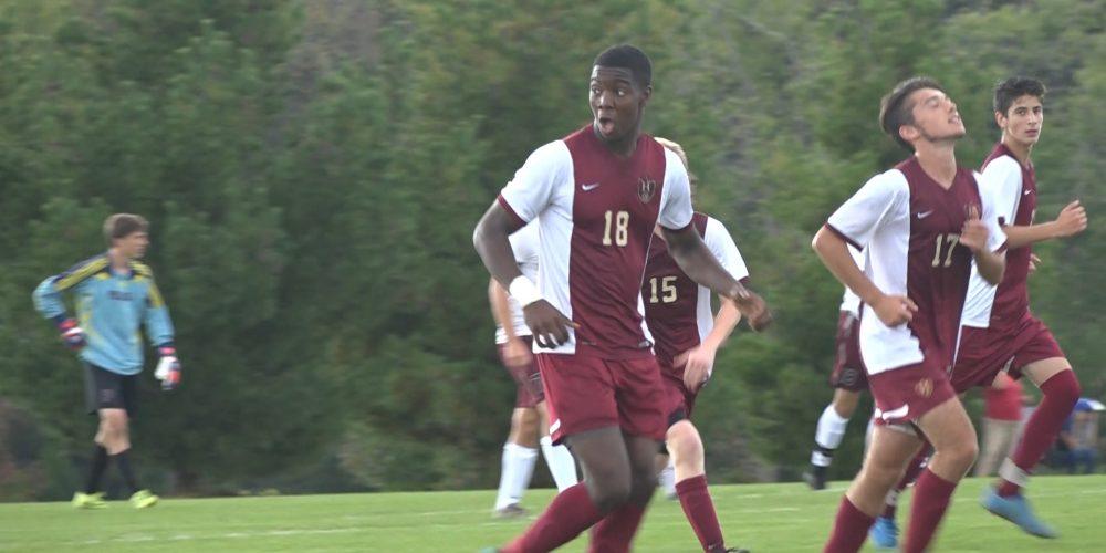 Watch Highlights from Hillsborough Boys Soccer @ Phillipsburg