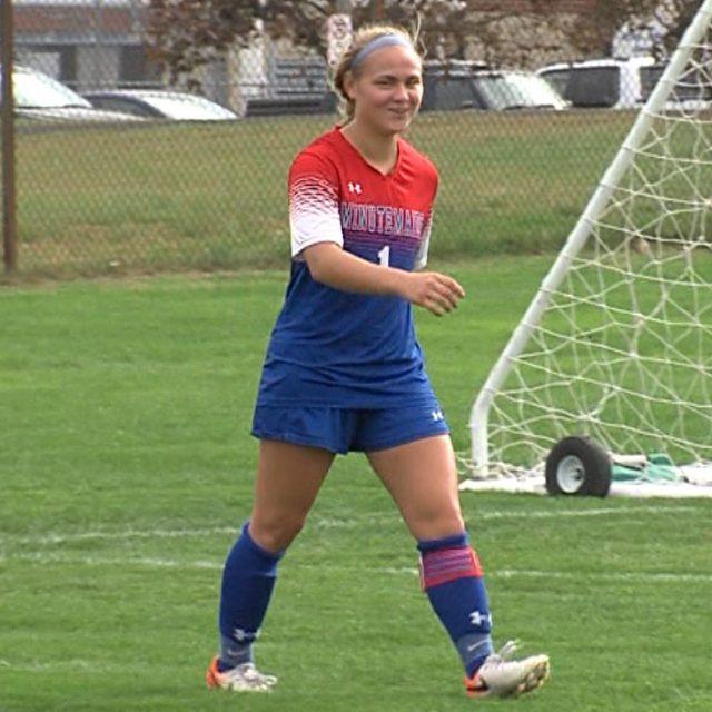 Watch Monday 10.28 JSZ Girls Playoff Soccer Highlights