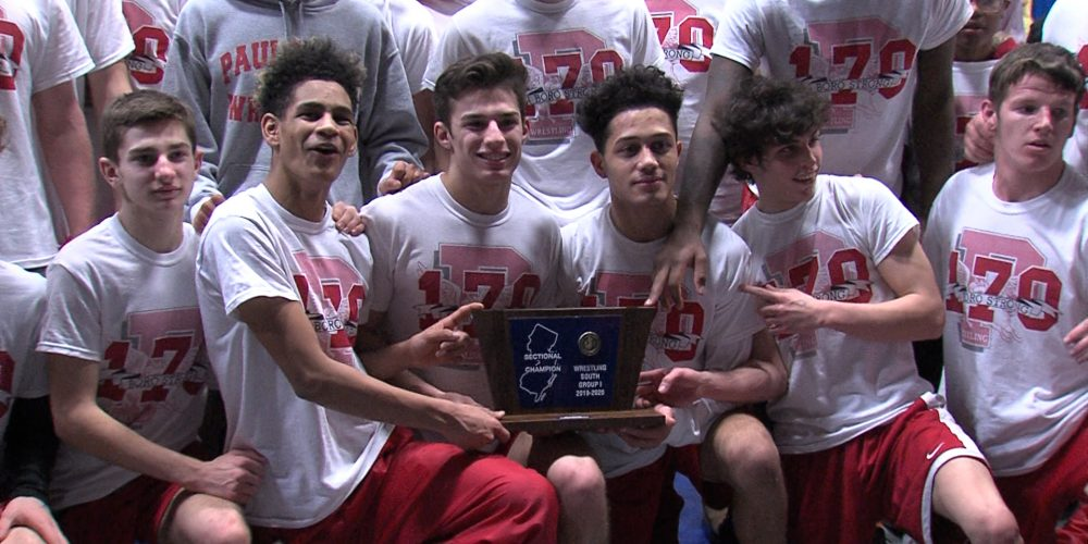 Watch Friday 2.14 JSZ Sectional Championship Wrestling Highlights