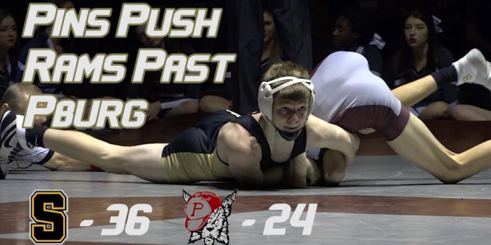 Watch Saturday 1.25 JSZ Wrestling Highlights