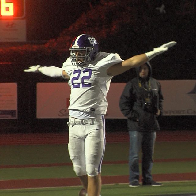 RFH Defensive Back Commits to Holy Cross