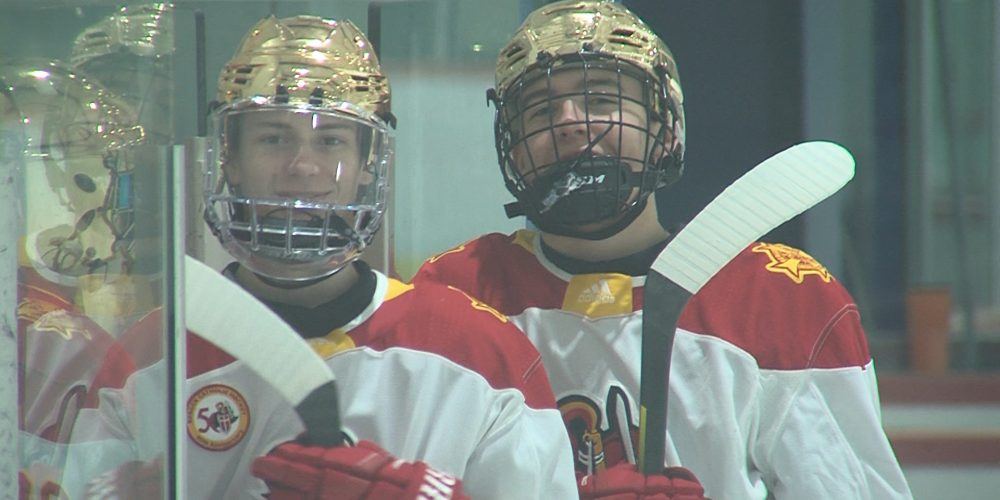 Bergen Catholic Hockey Red Hot Early in 2019 Season