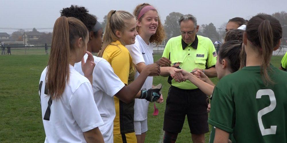 Burlington Township Girls Reach CJG3 Semifinals
