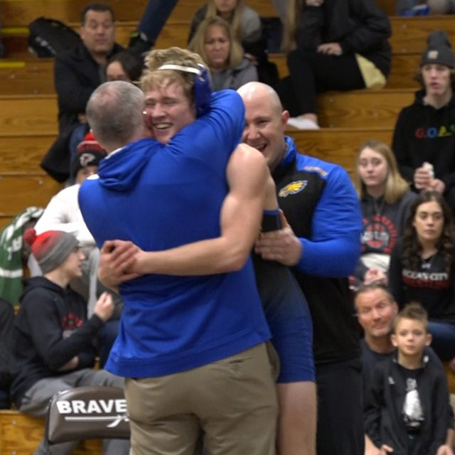 Watch JSZ District 32 Wrestling Championship Highlights