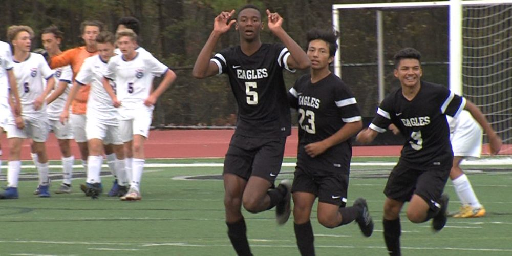 Watch Tuesday 11.5 JSZ Boys Playoff Soccer Highlights