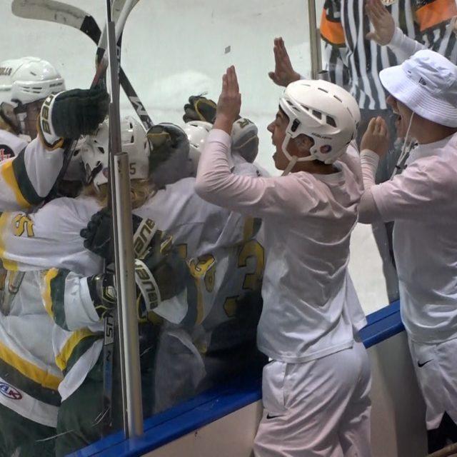 Watch Wednesday 3.4 JSZ State Semifinal Ice Hockey Highlights