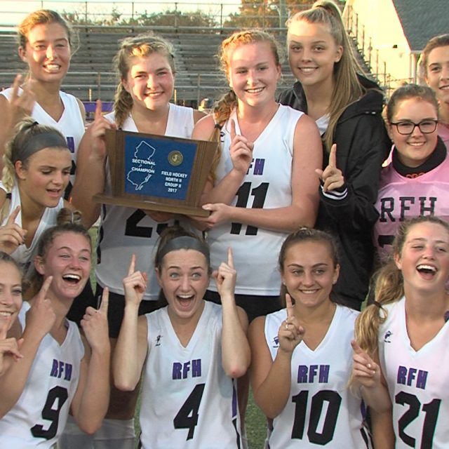 RFH dominates to win sectional field hockey crown